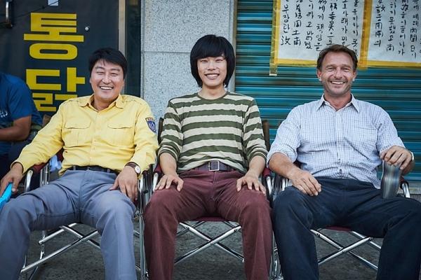▲ 택시운전사 (A Taxi Driver, 장훈, 2017)